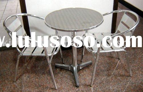 Good Aluminum Table Chair, Aluminum Patio Furniture, Aluminum Outdoor Furniture