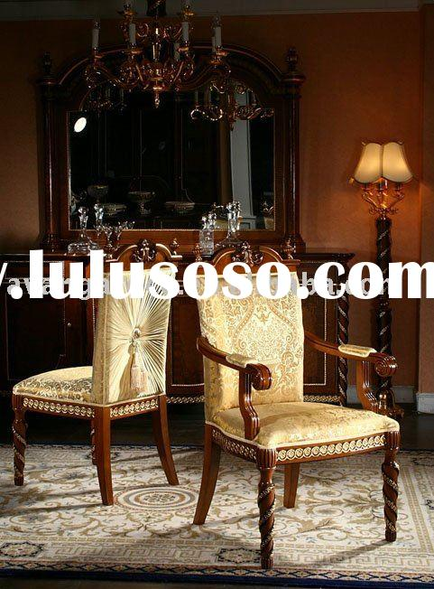 Antique wooden arm chairs,chairs