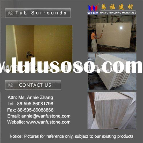 CULTURED MARBLE TUB SURROUNDS-CULTURED MARBLE TUB SURROUNDS