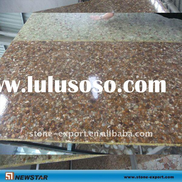 Artificial resin stone