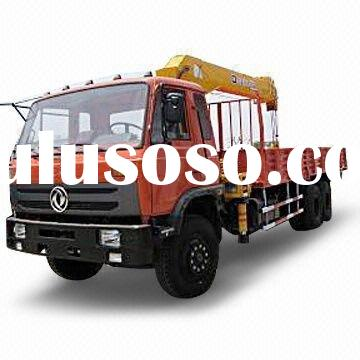 Auto Crane /Arm Crane Truck, Suitable for CLW and XCMG, DongFeng, Faw, Foton and Sinotruck