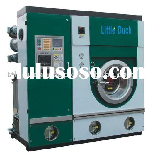 Automatic Dry Cleaning Machine(Perc solvent,closed system)