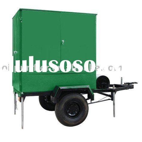Automatic Vacuum Transformer Oil Recycling Trailer/ Oil Purifier/ Oil Processing Trailer