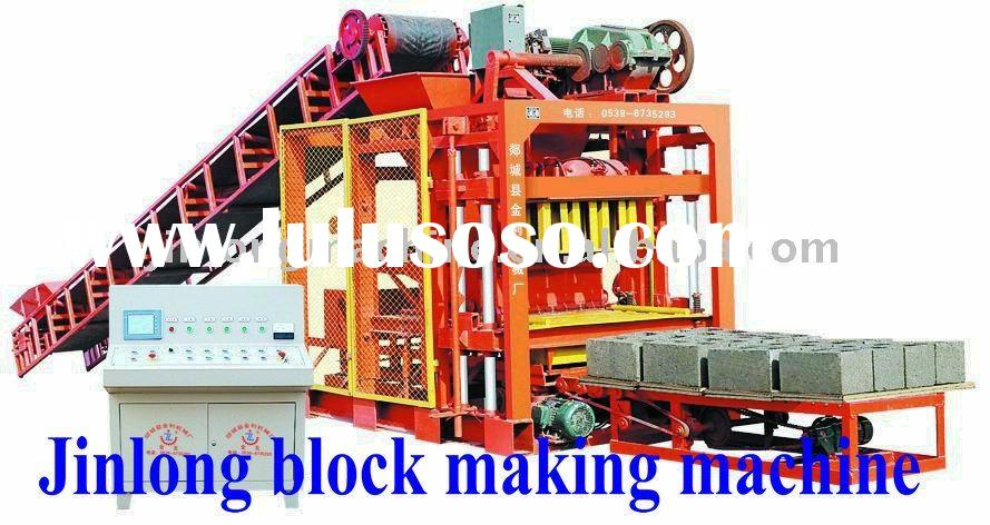 Automatic foam concrete block making machine price