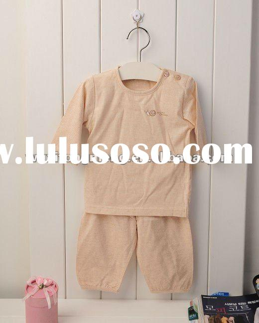Baby clothing set, 100% organic cotton baby suit, baby underwear