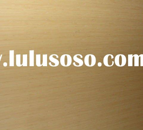 Bamboo plywood furniture