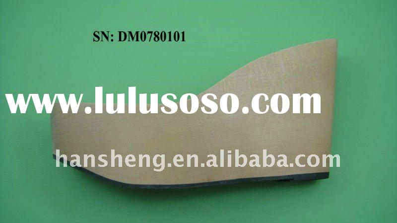 Bass Wood Clog Sole
