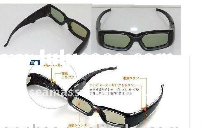 Best-selling Active universal 3D glasses