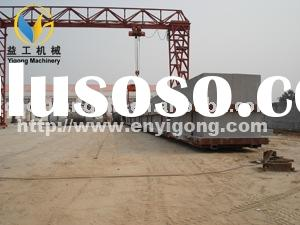 Block size contrallable Aerated autoclaved concrete(aac) plant