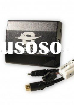 Bluetooth car adapter for IPOD--car interface for ipod