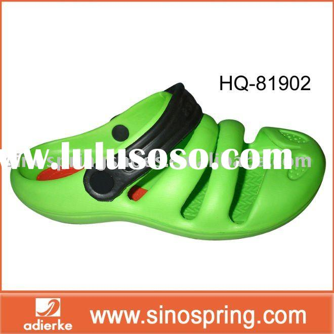 Boys cross shoes in green