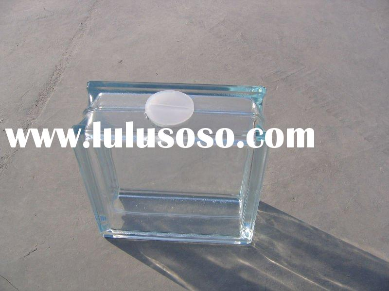 Building decorative Glass Block
