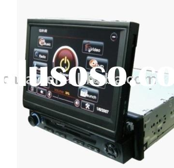 "Car PC-7"" one DIN Car PC, indash CAR PC With Bluetooth ,GPS Mobile Office, touch screen"