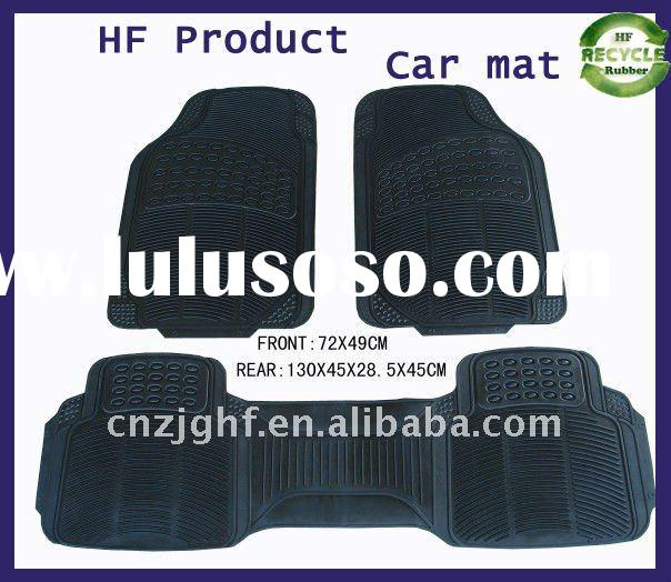 Car Rubber Mat/ car mat/ car carpet