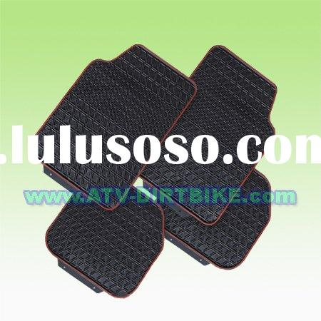 Carpet-car mat RUBBER 2001 for left driver,left car floor mat