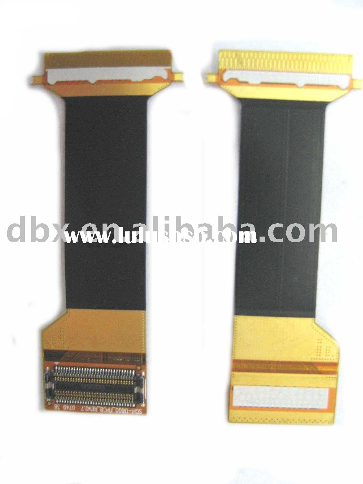Cell phone flex cable for Samsung U600