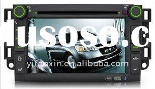 Chevrolet avalanche in car DVD player
