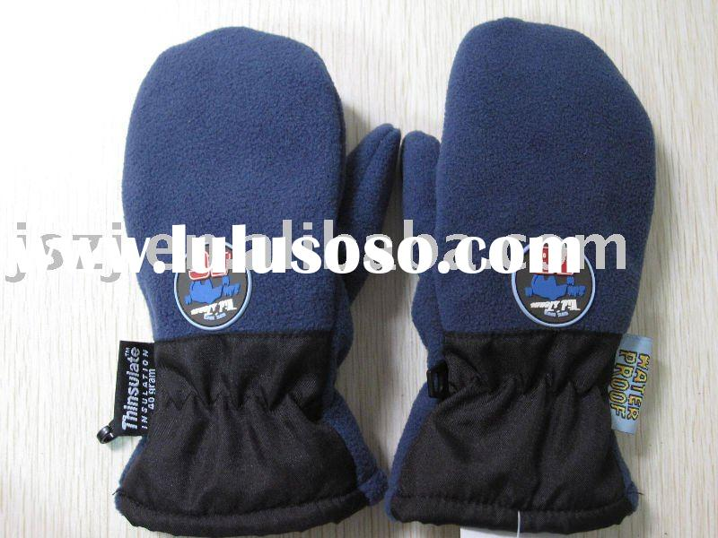 Children's ski glove & mittens