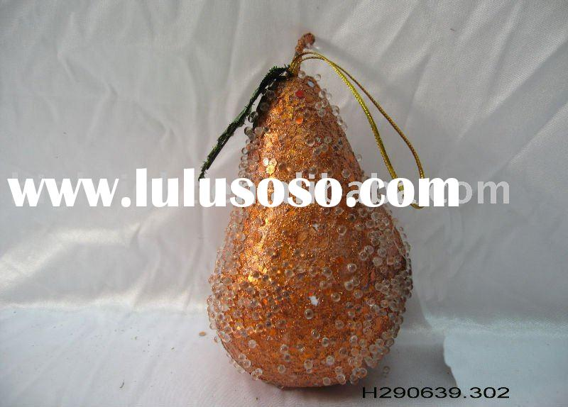 Christmas Decorative Fruits Artificial Pears