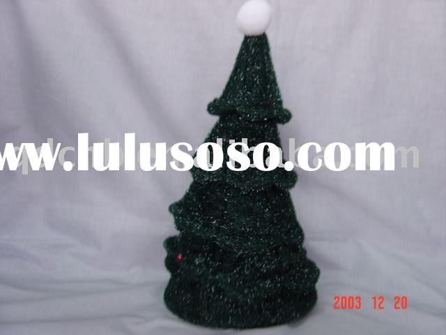 Christmas Tree Battery Operated B/O Musical Dancing Christmas Tree