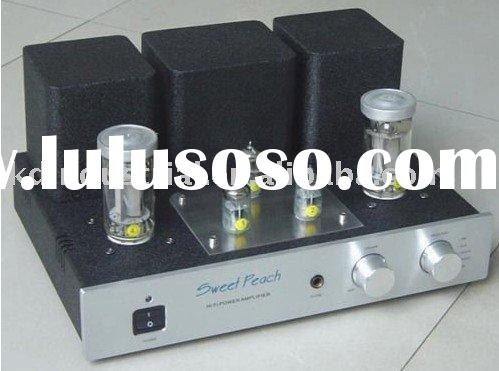 Class A SingleEnded Tube Amp MM/USB/DAC Headphone 13W*2