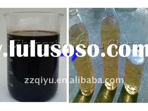 Coal tar, crude oil and used oil recycling equipment