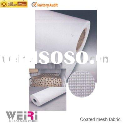 Coated Mesh Fabric,solvent inkjet media