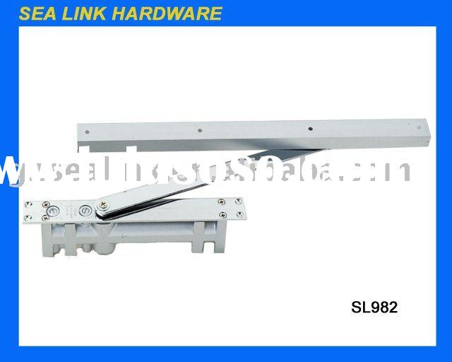Concealed door closer SL982, suitable for door weight of 45kg~85kg