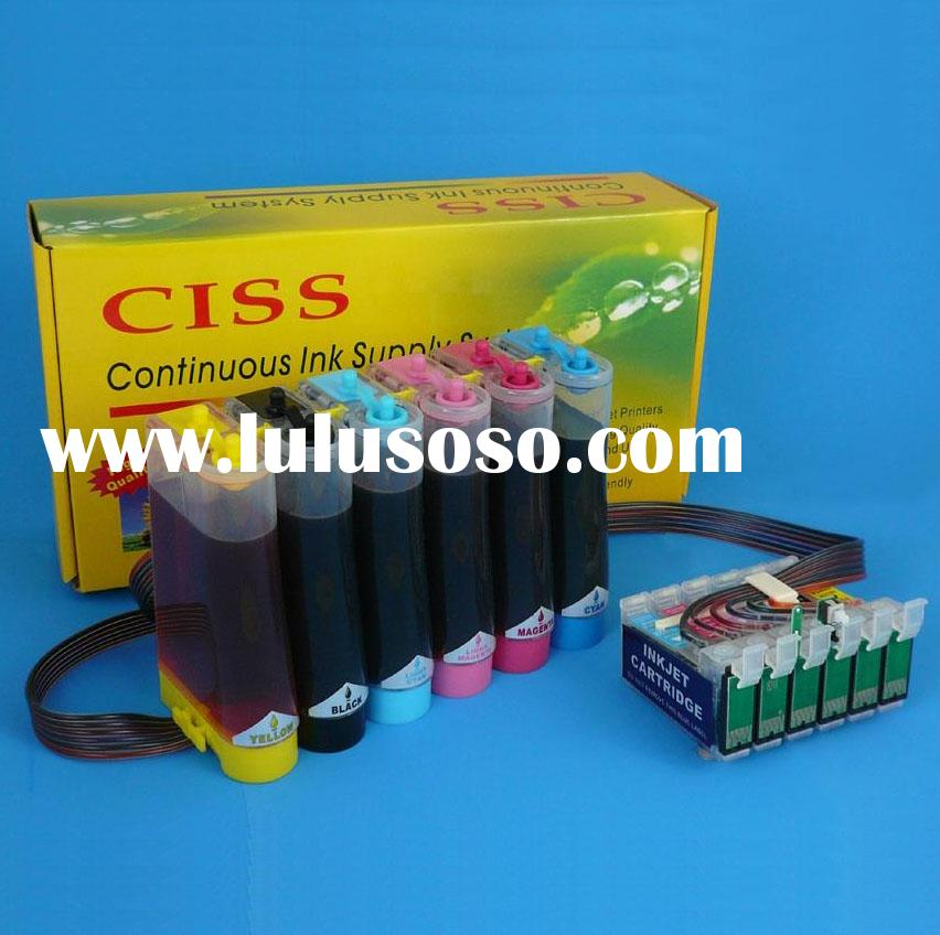 Continuous ink supply system/CISS/CIS/Bulk ink system/Jet stream ink supply system for EPSON printer