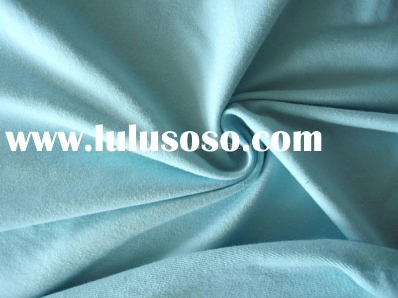 Cotton Spandex French Terry Fabric