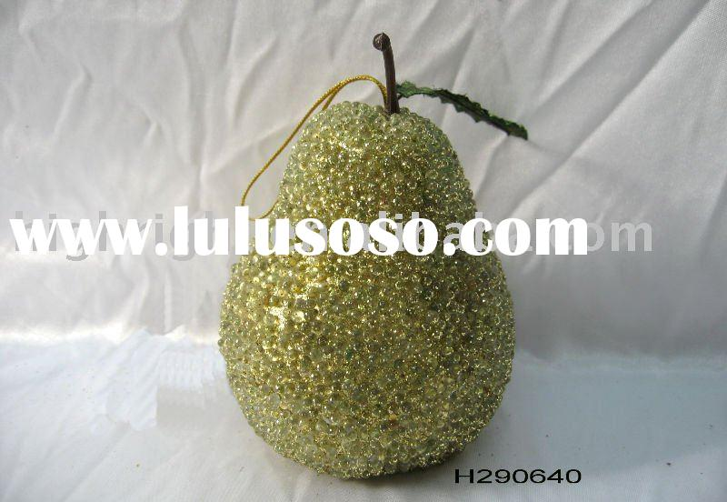 Decorative Fruits Artificial Christmas Pears