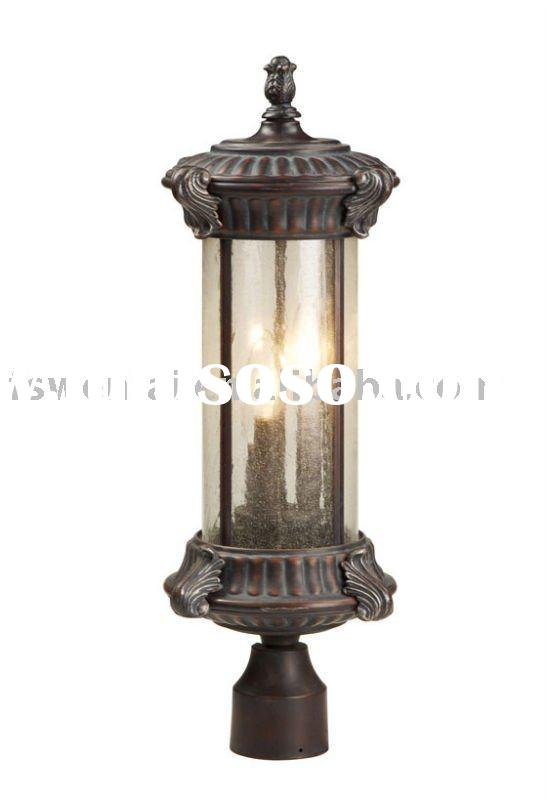 Outdoor Decorative Lamp Posts Submited Images Pic2Fly
