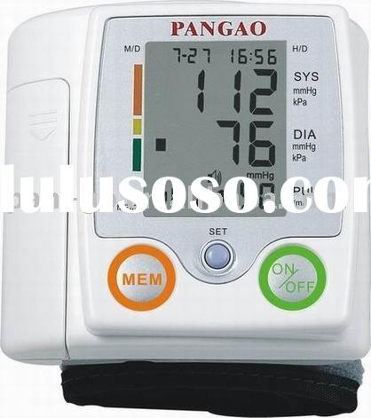 Digital Wrist Blood Pressure Monitor(90 memories)