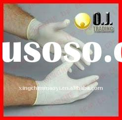 Disposable Latex Gloves With High Tensile