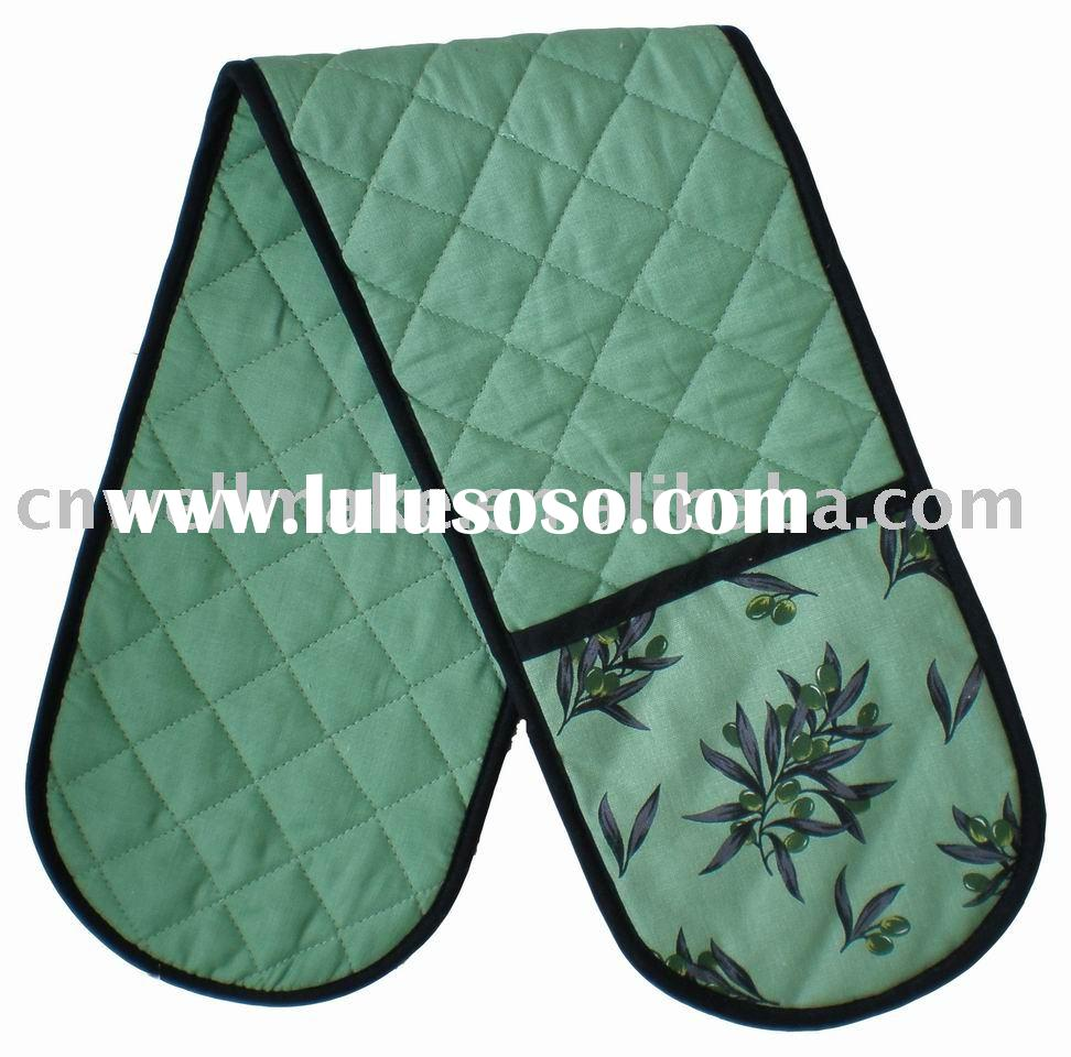Double Oven Mitt/Potholder