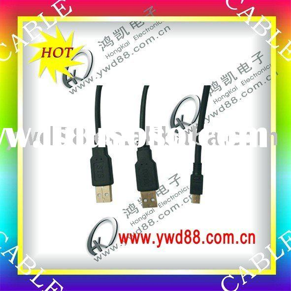 ETHERNET TO USB CABLE USB CABLE FOR PRINTER USB CABLE EXTENDER 2.0 1.1 right angled USB A B MINI MIC