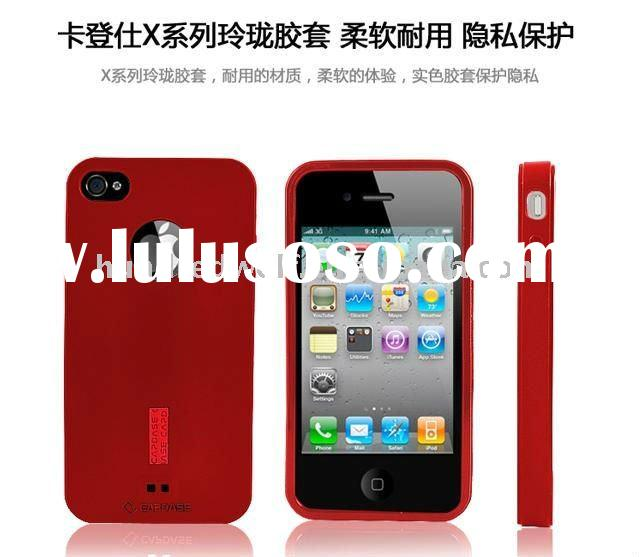 Eco-friendly silicone cell phone accessories wholesale