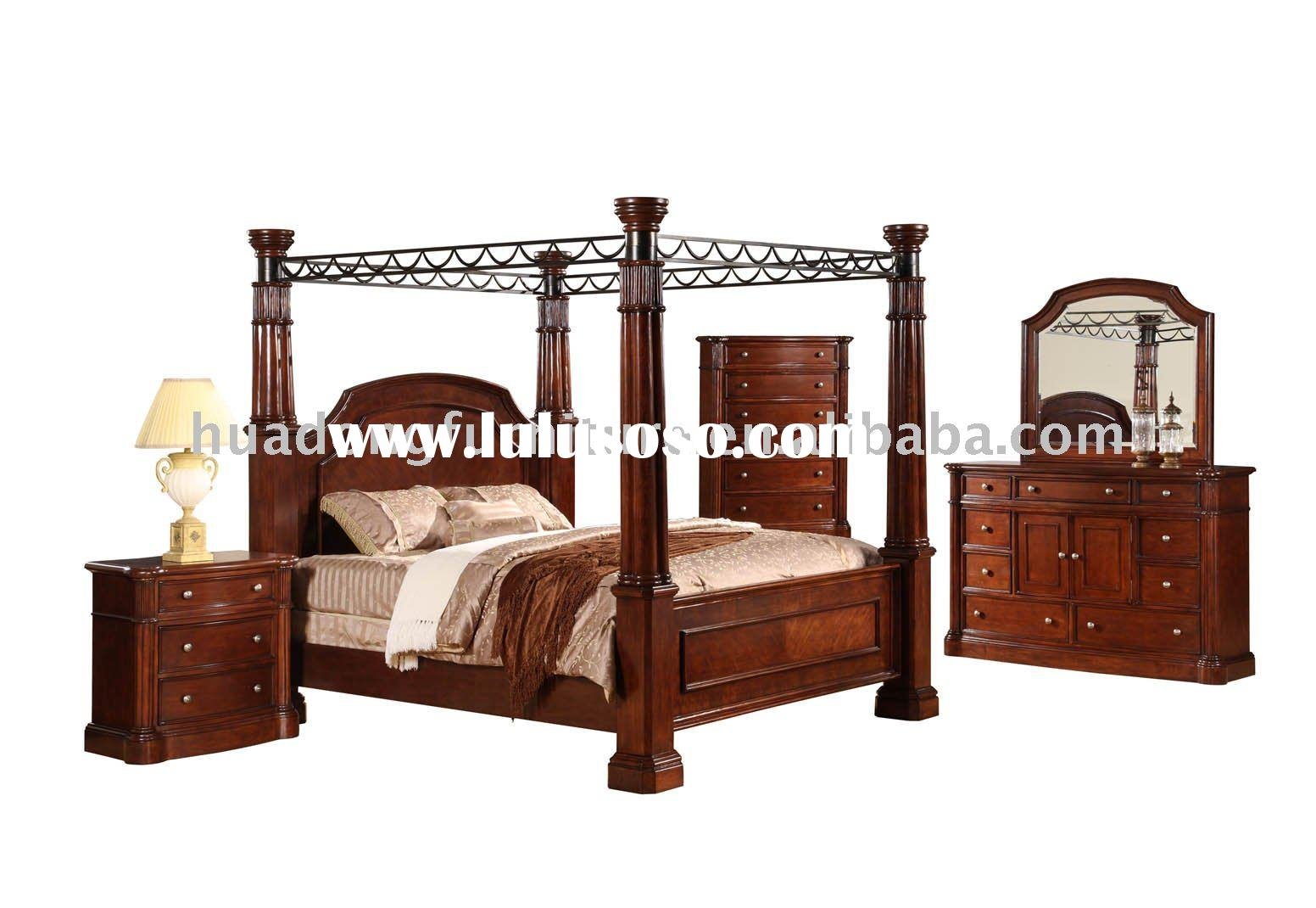 furniture solid wood bedroom set, furniture solid wood bedroom set