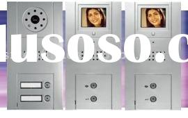 Executive Video Door Entry Systems-- Twin Channel, Hands Free Colour Video Door Phone and Intercom