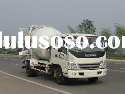 FONTON mini concrete mixer trucks, concrete mixer truck