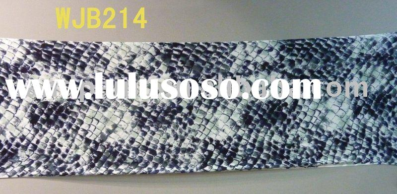 Fancy Snake Skin Patterns Knitted scarf