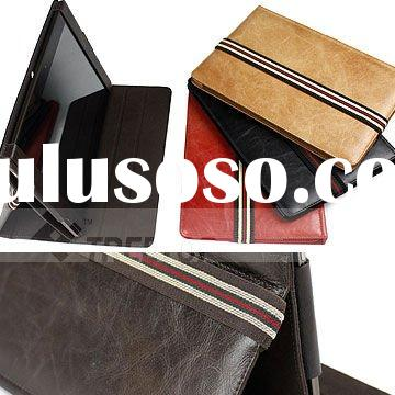 For Asus Eee Pad genuine leather case, cover for Asus Eee Pad