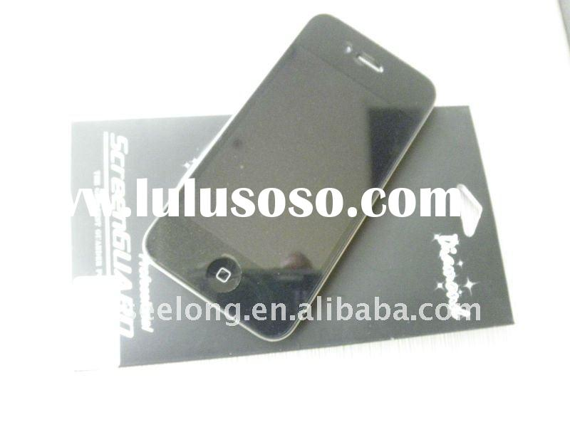For iPhone 4S Screen Protector, For iPhone 4 4G 4S Diamond Transparent Screen Protector