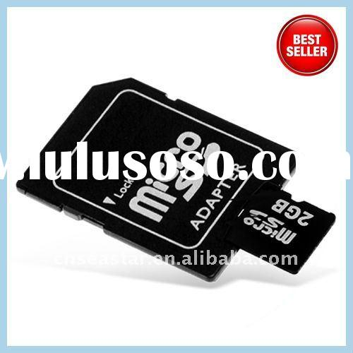 Free Samples 2GB Micro SD Memory Card