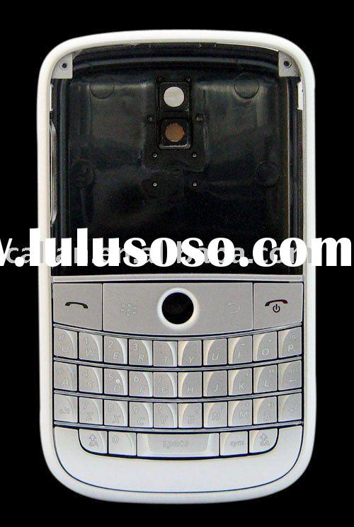 Front cover+battery cover+keypad for Blackberry bold 9000/ mobile phone parts