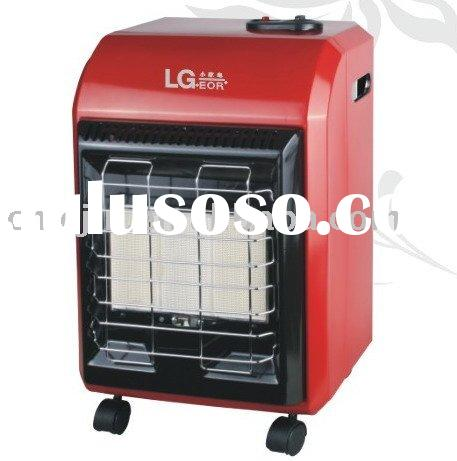 GAS HEATER, GAS ROOM HEATER