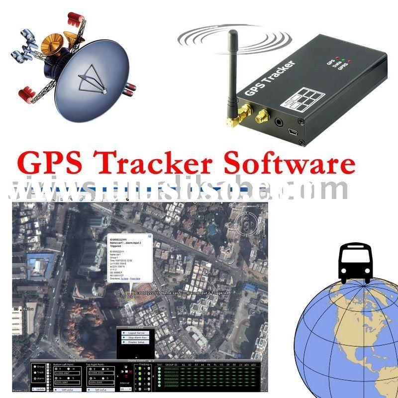 GPS Tracker Software With Google Earth