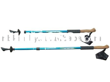 GS approved nordic walking stick