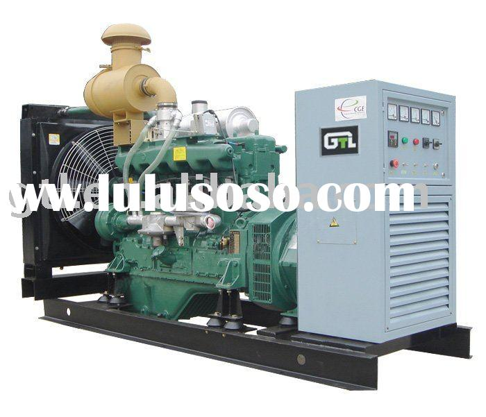 GTL Gas engine generator set 16~1000kw