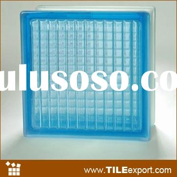 Glass Tile, Colored Glass Block, Hollow Glass Block(Decorative Glass Block)